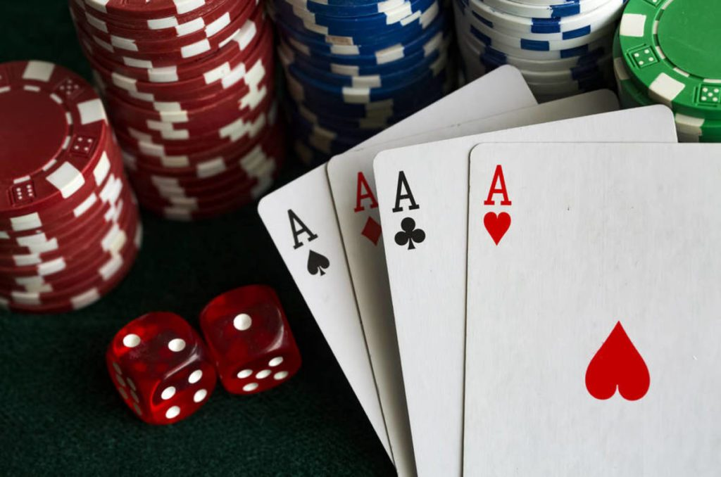 Seven Methods Concerning Poker You Need You Formerly Than